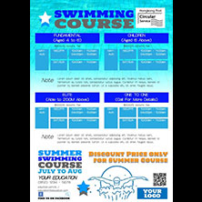 Swimming course 01